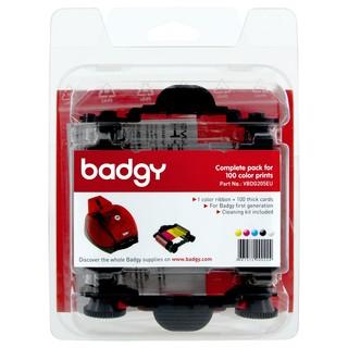 Evolis Badgy-Basic, Thick Consumable Kit
