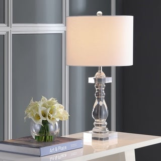 Safavieh Indoor 1-light Delta Clear Table Lamp