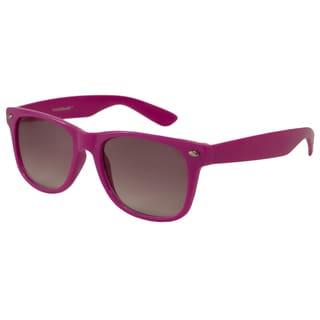Urban Eyes Men's/ Unisex Wayfarer-Neon Rectangular Sunglasses