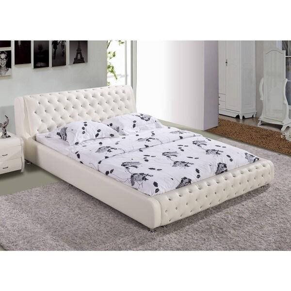 Samuel White Contemporary Platform Bed