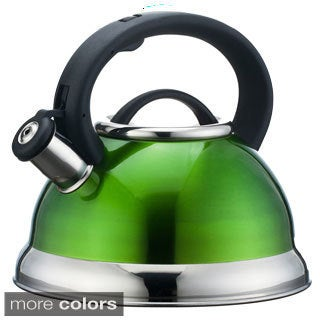 3-Quart Stainless Steel Whistling Tea Kettle