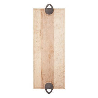 J.K. Adams Sandgate 18 x 7 Maple Cutting Board