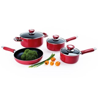 Aluminum Non-Stick 7-piece Cookware Set