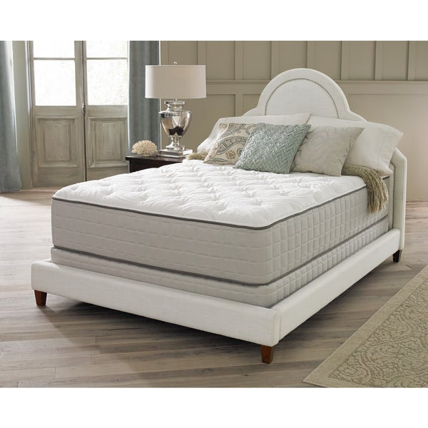 Spring Air Backsupporter Sadie Plush Twin XL-size Mattress Set