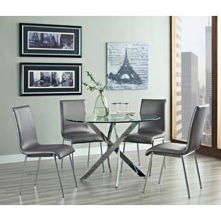 Oh! Home 5-piece Wellington Dining Set