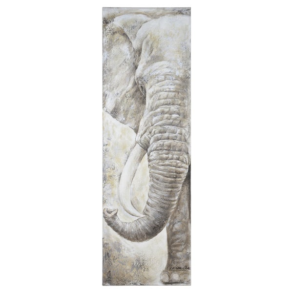 Chelsea Chase Olifant Canvas Artwork