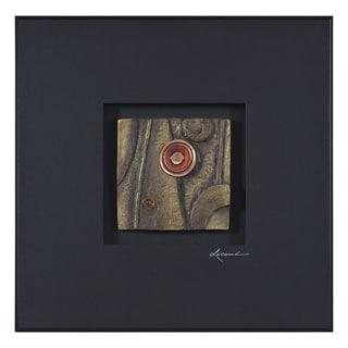 Dominic Lecavalier Amber Emblem I Alternative Wall Decor Artwork