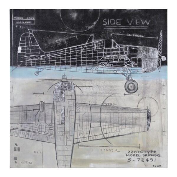 Elias Munoz Merchant Marine Canvas Artwork