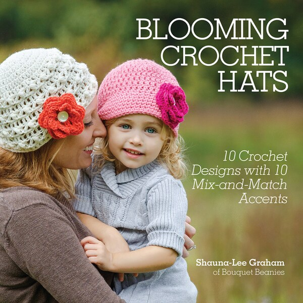 Krause -Blooming Crochet Hats