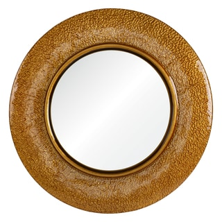 Marcel Gold Color Glass Mirror