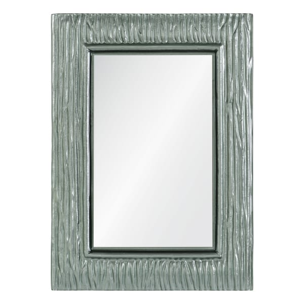 Scott Silver Color Glass Mirror