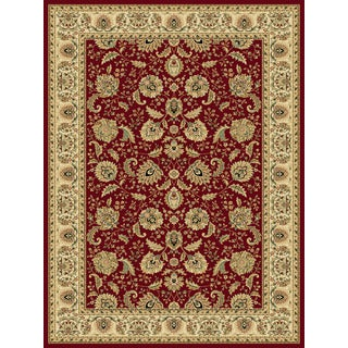 Christopher Knight Home Radiance Mediterranean Arcadia Crimson Area Rug (9'10 x 12'10)
