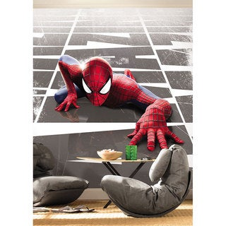 The Amazing Spider-Man 2 Wall Crawl Mural