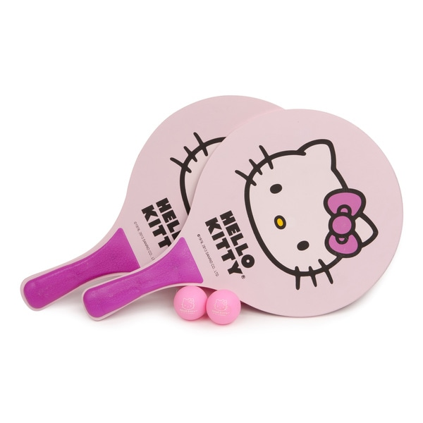 Hello Kitty Beach Paddle Set