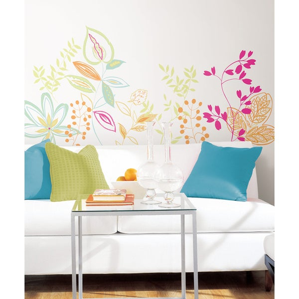 Riviera Peel & Stick Giant Wall Decal 14150896