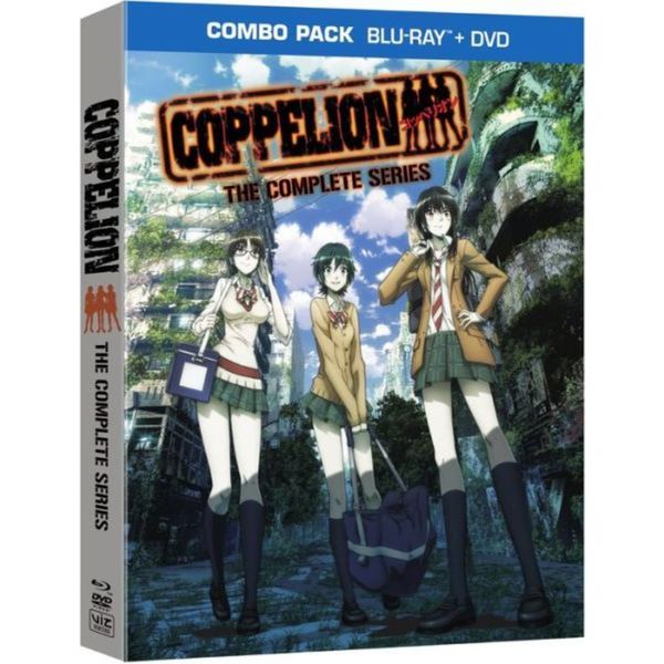 Coppelion: The Complete Series (Blu-ray/DVD) 14151251