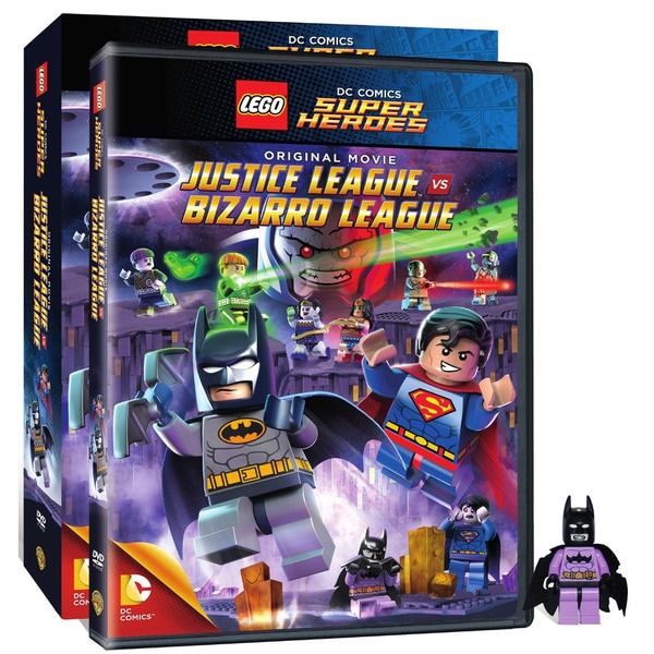 Super Heroes: Justice League vs. Bizarro League (DVD) 14151258