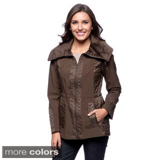 Jones New York Women's Quilted Jacket