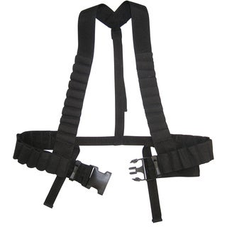 Ronin Gear Deluxe Paintball Stock Play 10-Shot Tube Suspender Harness