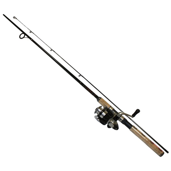 Daiwa spinning strike force reel sweepfire rod combo for Best walmart fishing combo