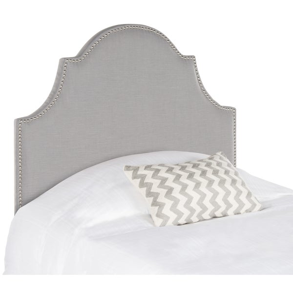 Safavieh Hallmar Light Grey Headboard (Twin)
