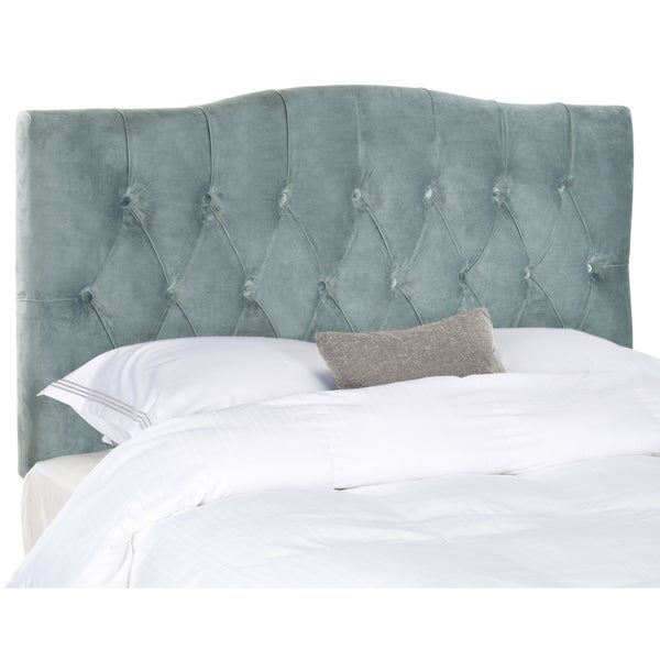 Safavieh Axel Wedgwood Blue Headboard (King)