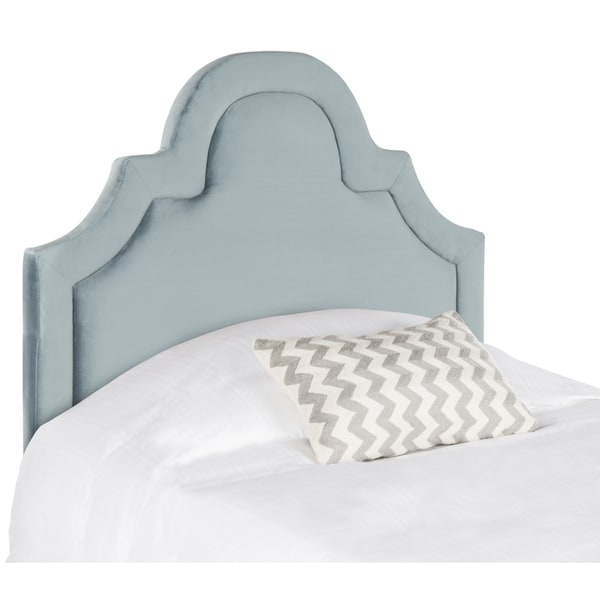 Safavieh Kerstin Wedgewood Blue Headboard (Twin)