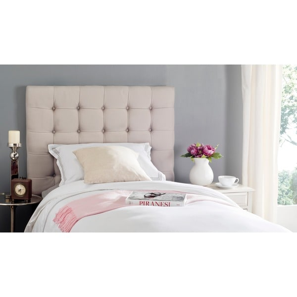 Safavieh Lamar Taupe Headboard (Twin)