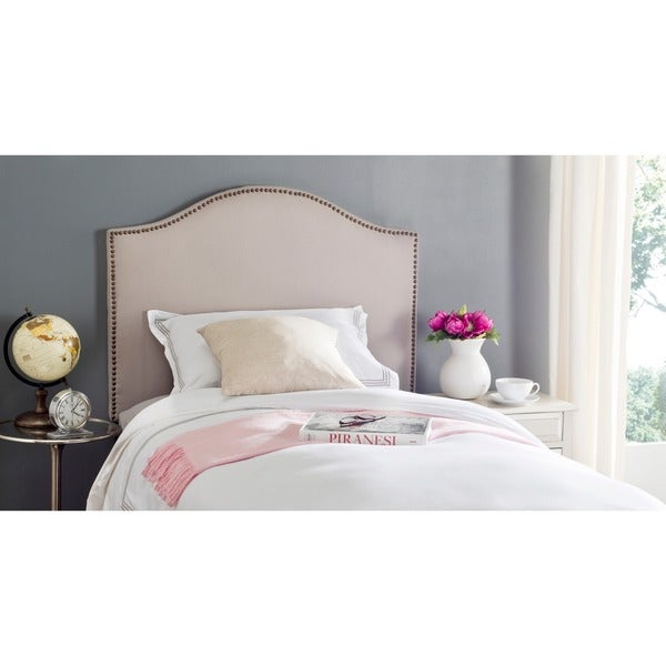 Safavieh Connie Taupe Headboard (Twin)