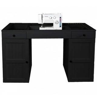 Helen Sewing Desk (Black) by Original Scrapbox