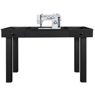 The Lilly Sewing Table (Black)