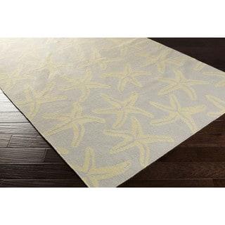 Flatweave Triton Wool Rug (3' x 5')