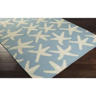 Flatweave Triton Wool Rug (2' x 3')