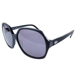 Lacoste Women's LA 613 001 Square Sunglasses