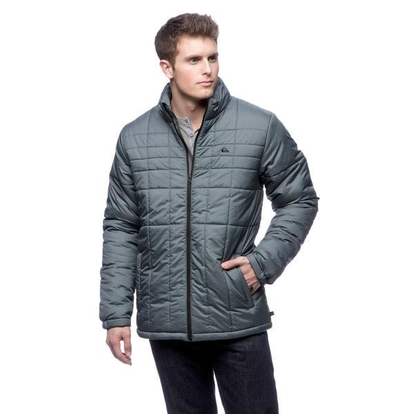 Quicksilver Men's Dark Horse Slate Jacket