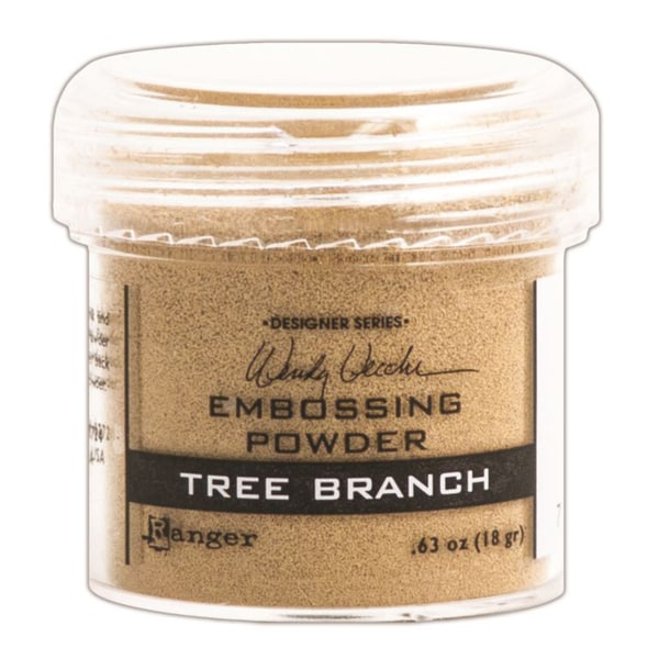 Wendy Vecchi Embossing Powders 1oz-Tree Branch
