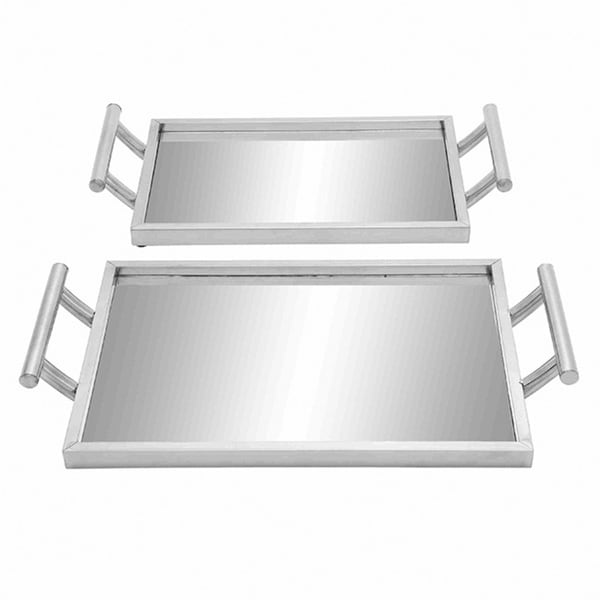 Metal Glass Tray 14154549