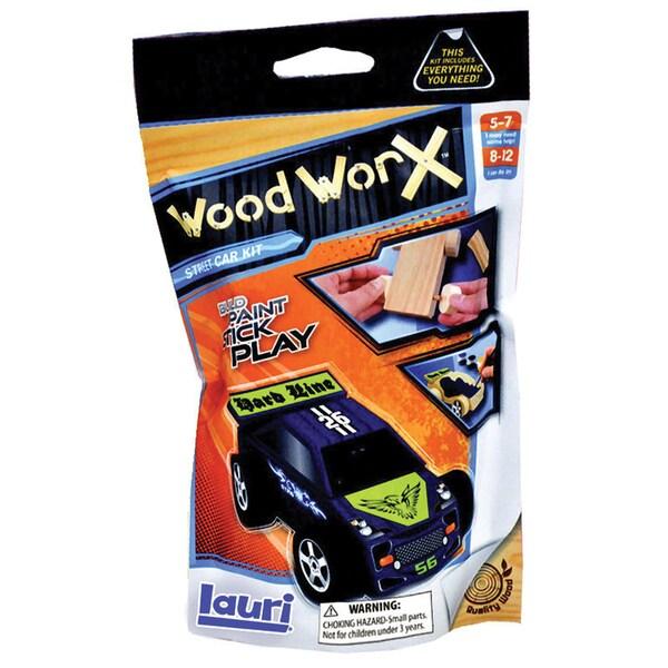 Wood WorX Kit-Street Car