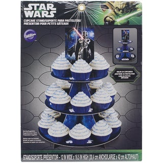 Stand-Star Wars Treat and Cupcake Stand