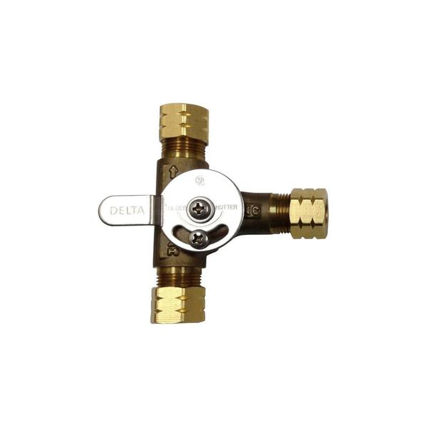 Sloan 3326009 Mix 60 A Mechanical Mixing Valve For: Mixing Valve
