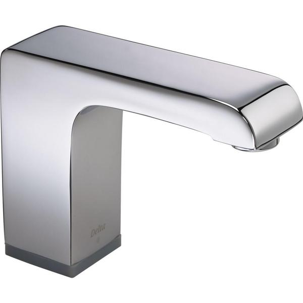 Delta Commercial Electronics Single-hole Faucet with Proximity Sensing Technology