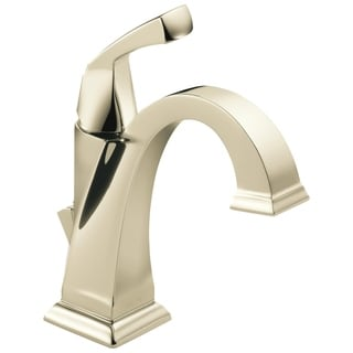 Delta Dryden Single-handle Centerset Lavatory Faucet in Polished Nickel