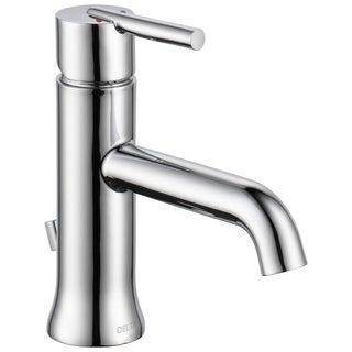 Delta Trinsic Single-handle Lavatory Faucet in Chrome