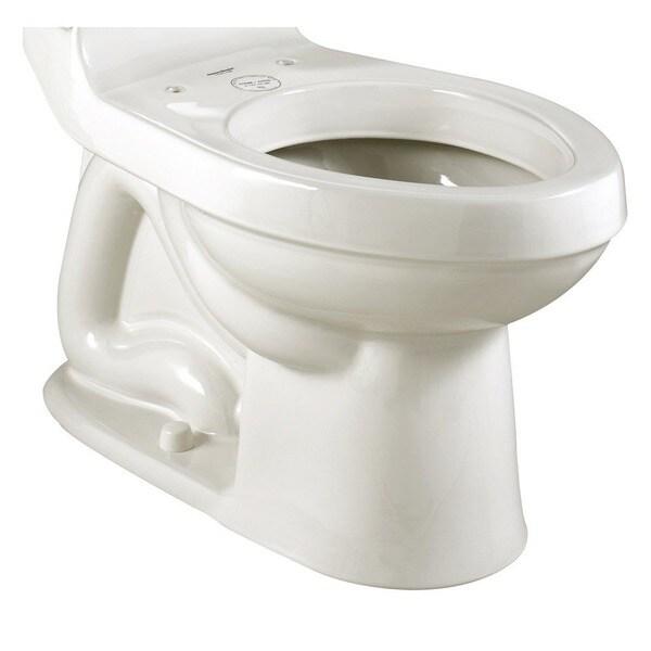 American Standard Champion Rh El Bowl L/Seat Wht - Bowl Only in