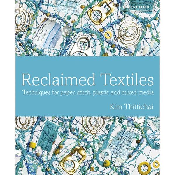 Batsford Books-Reclaimed Textiles