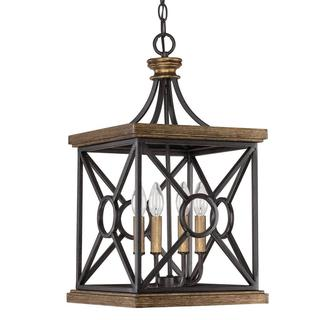 Capital Lighting Landon Collection 4-light Surry Foyer Pendant Chandelier
