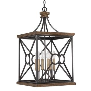 Capital Lighting Landon Collection Surry 6-light Foyer Pendant