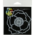 """Crafter's Workshop Fragments Templates 4""""X4""""-Poppy"""