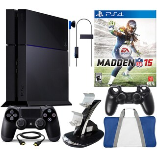 PlayStation 4 500GB Bundle with Madden 15 Game