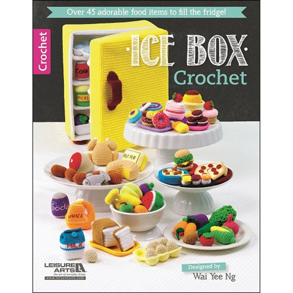 Leisure Arts-Ice Box Crochet